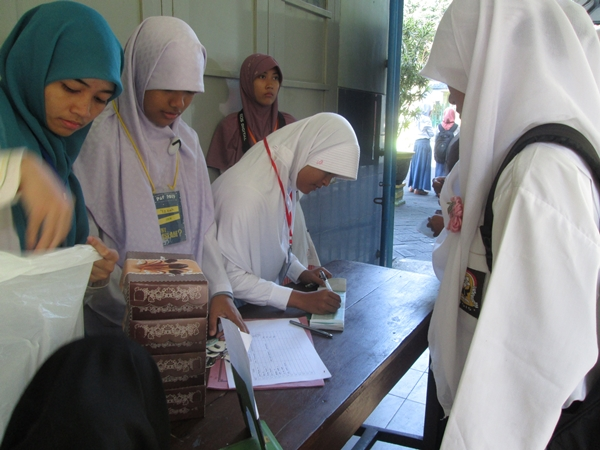 Pendaftaran PAS 2013