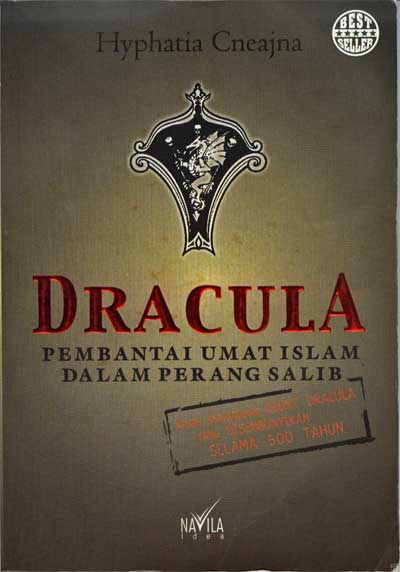 Cover buku Dracula