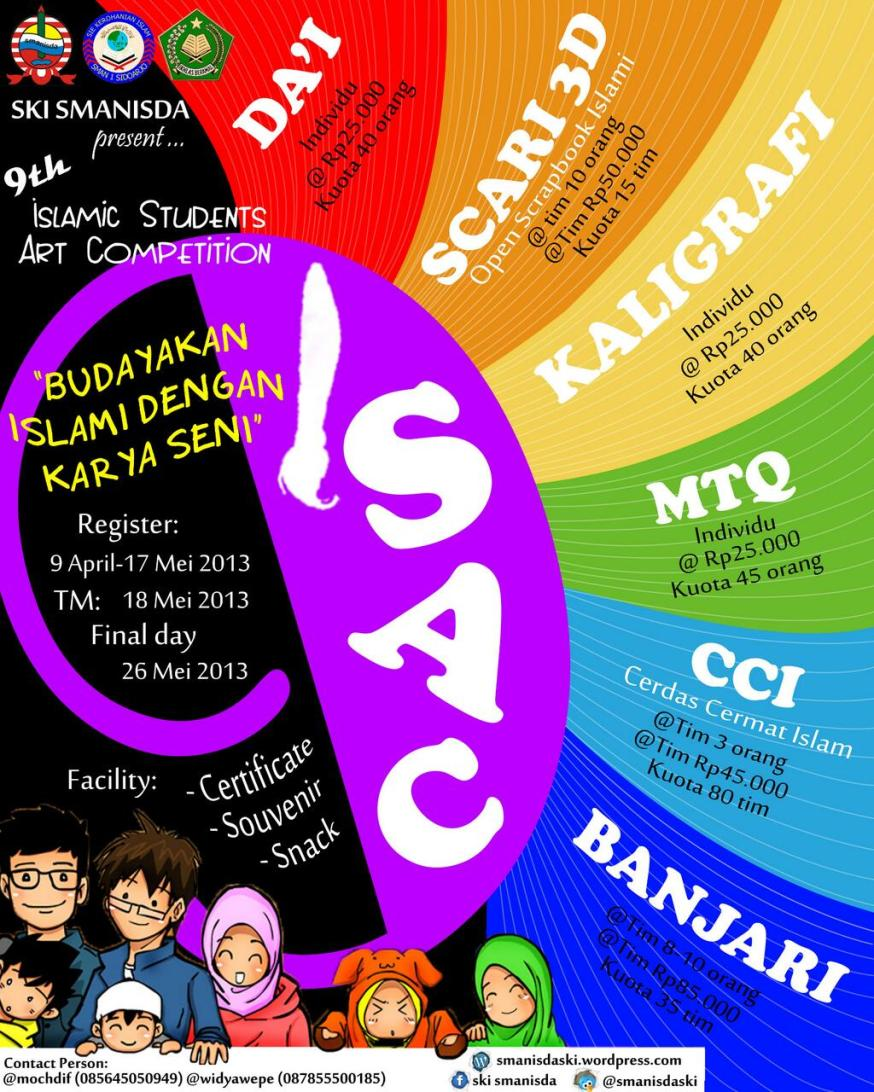 Poster ISAC9